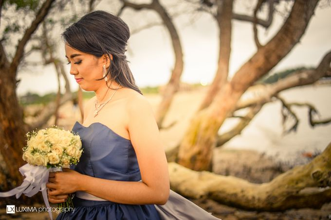 Sisi & Rudy Prewedding by Luxima Photography - 012