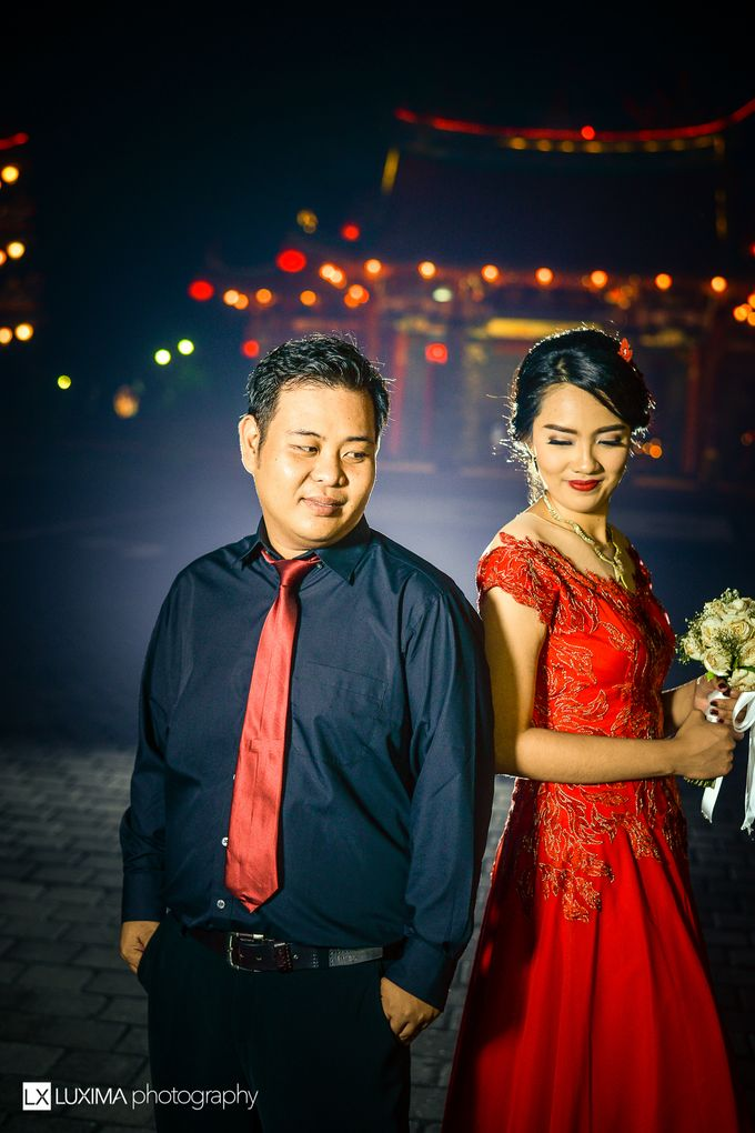 Sisi & Rudy Prewedding by Luxima Photography - 014