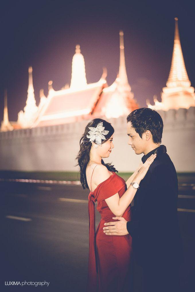 Adhi & Vrety Prewedding by Luxima Photography - 005