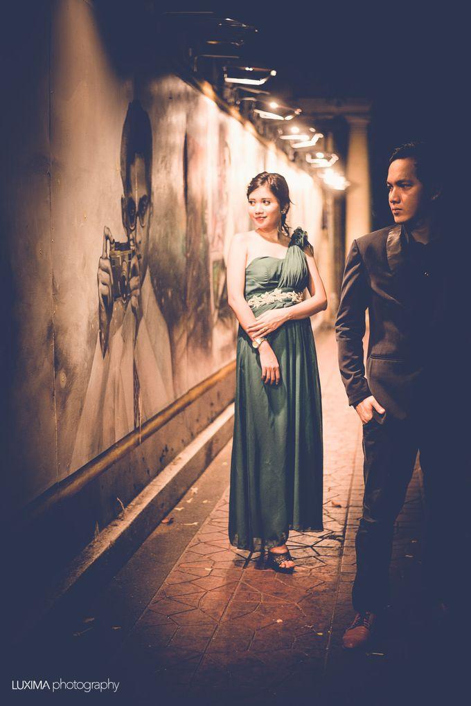 Adhi & Vrety Prewedding by Luxima Photography - 001