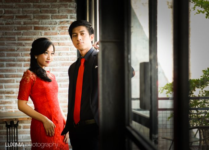 Firly & Asik prewedding photo session by Luxima Photography - 008