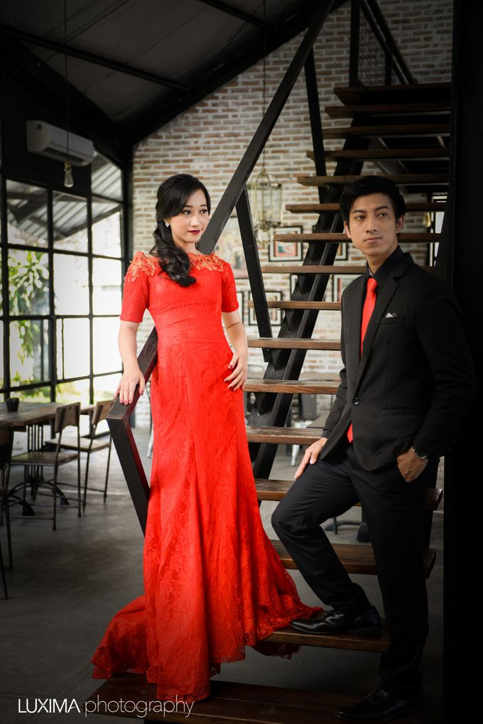 Firly & Asik prewedding photo session by Luxima Photography - 009