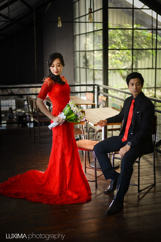 Firly & Asik prewedding photo session by Luxima Photography - 011