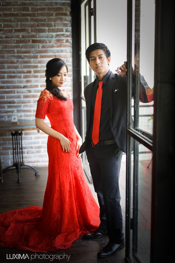 Firly & Asik prewedding photo session by Luxima Photography - 012
