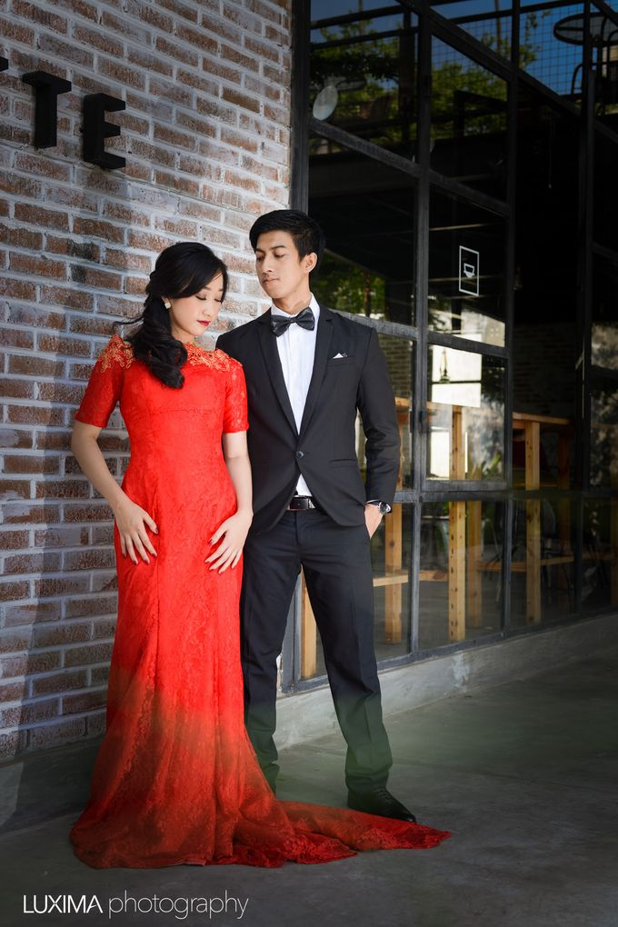Firly & Asik prewedding photo session by Luxima Photography - 013