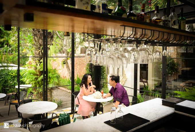 Sisi & Rudy Prewedding by Luxima Photography - 015