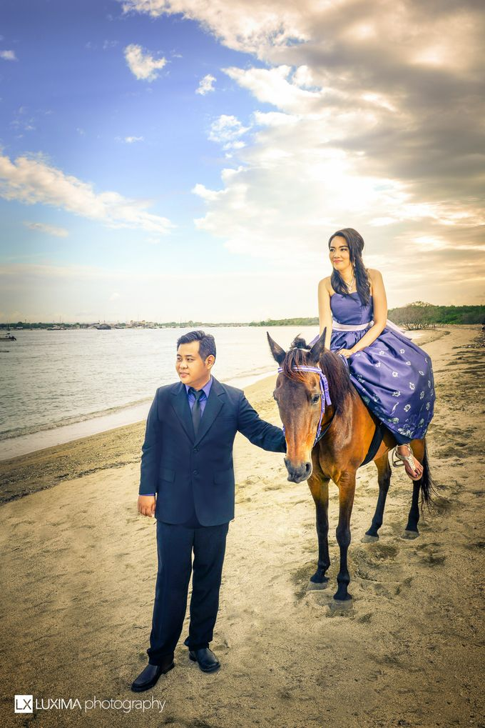 Sisi & Rudy Prewedding by Luxima Photography - 016