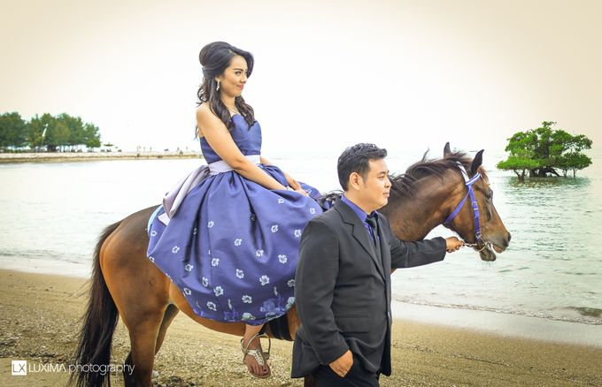 Sisi & Rudy Prewedding by Luxima Photography - 017