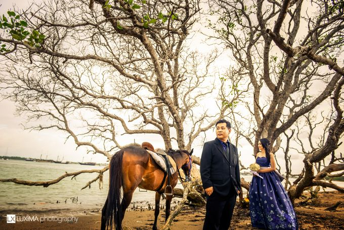 Sisi & Rudy Prewedding by Luxima Photography - 019