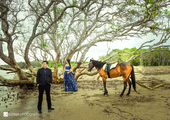 Sisi & Rudy Prewedding by Luxima Photography - 020