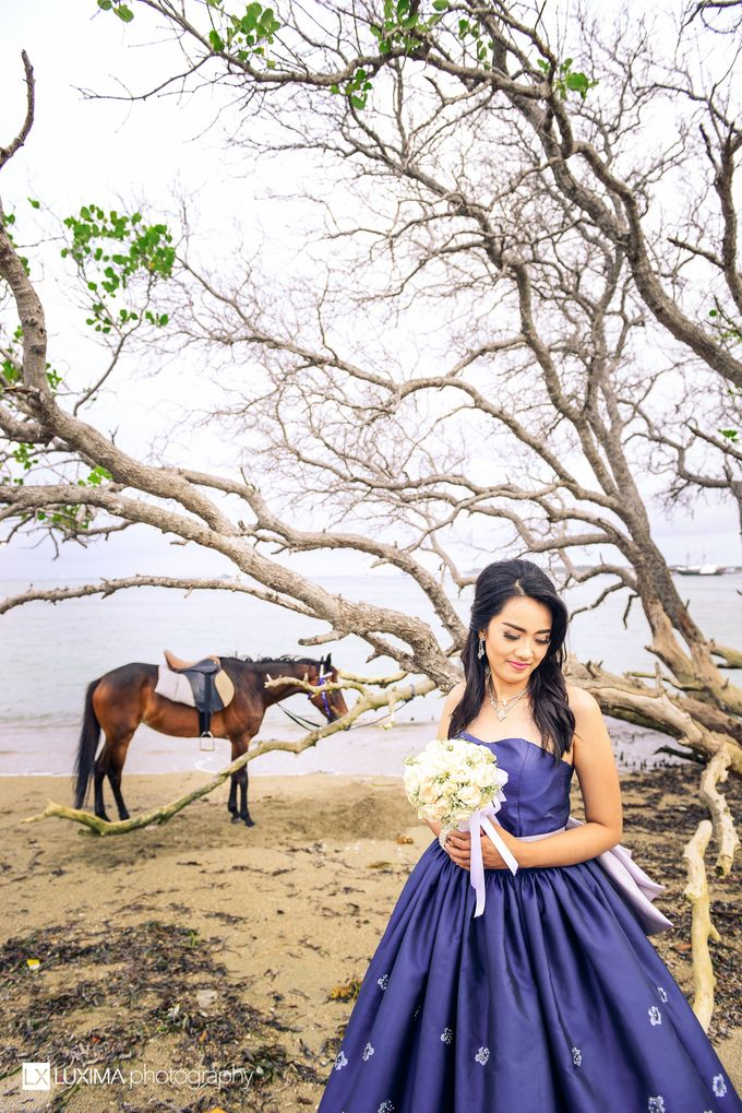 Sisi & Rudy Prewedding by Luxima Photography - 021
