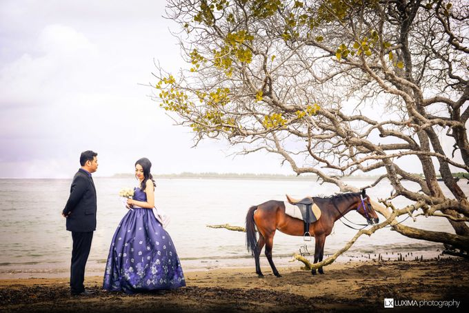 Sisi & Rudy Prewedding by Luxima Photography - 001