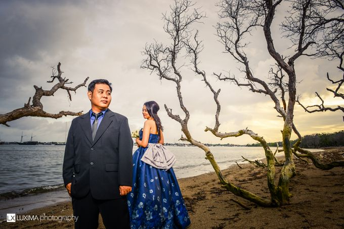 Sisi & Rudy Prewedding by Luxima Photography - 024