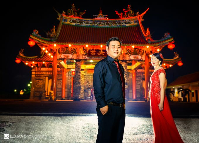 Sisi & Rudy Prewedding by Luxima Photography - 025