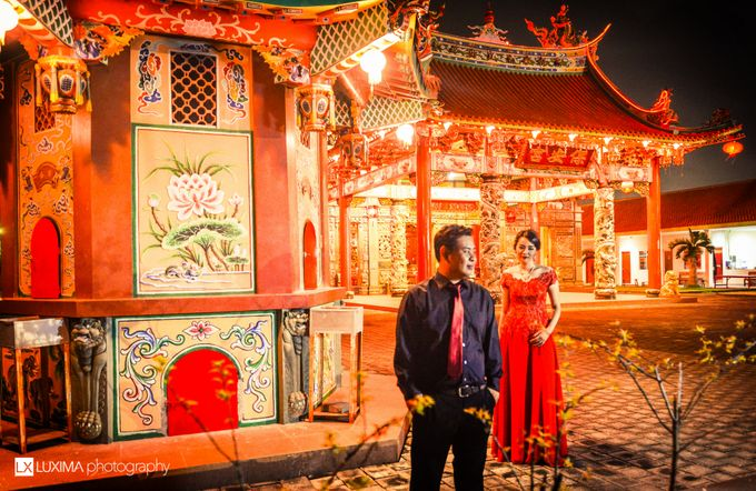 Sisi & Rudy Prewedding by Luxima Photography - 028