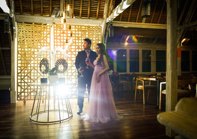 Wahyu & Mega prewedding by Luxima Photography - 008