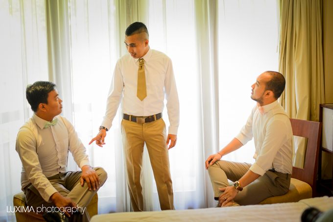 Livia & Bram Wedding day by Luxima Photography - 019