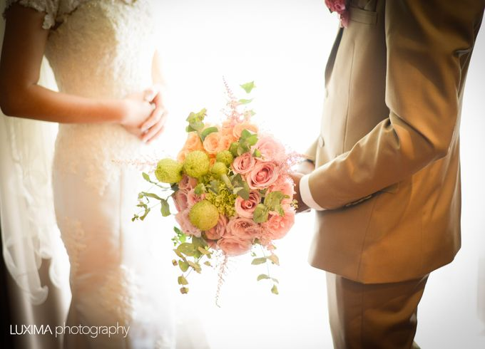Livia & Bram Wedding day by Luxima Photography - 024