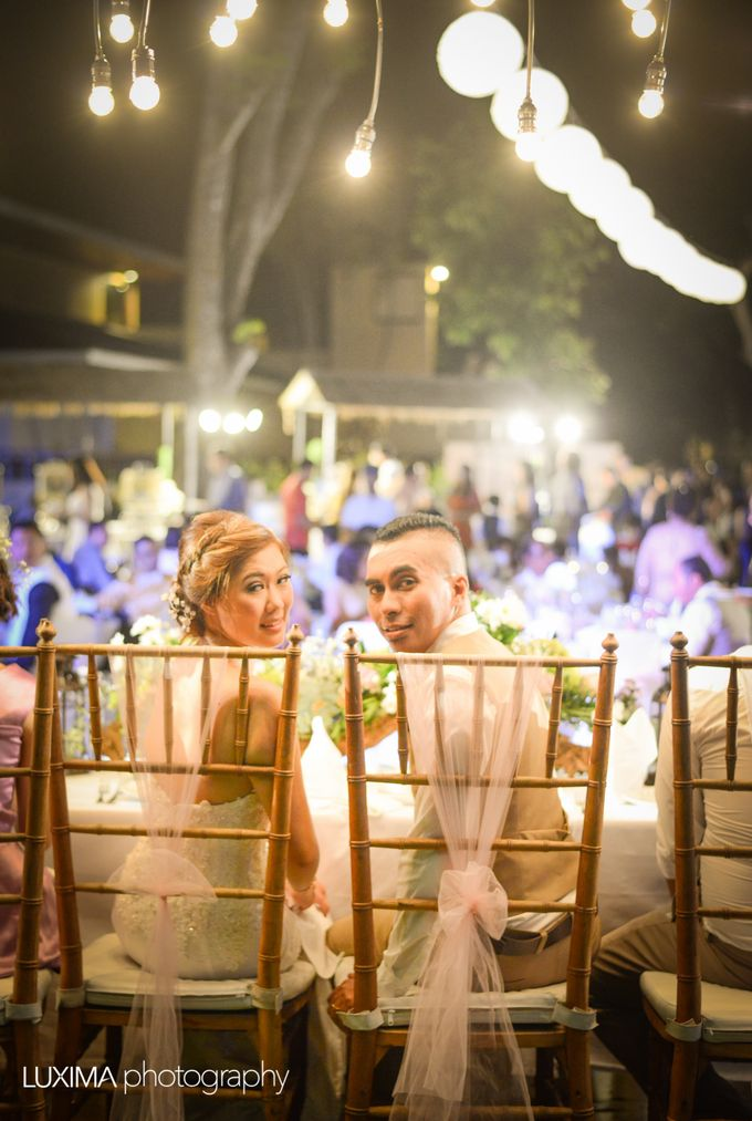 Livia & Bram Wedding day by Luxima Photography - 001