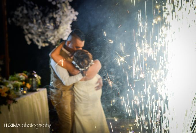 Livia & Bram Wedding day by Luxima Photography - 032