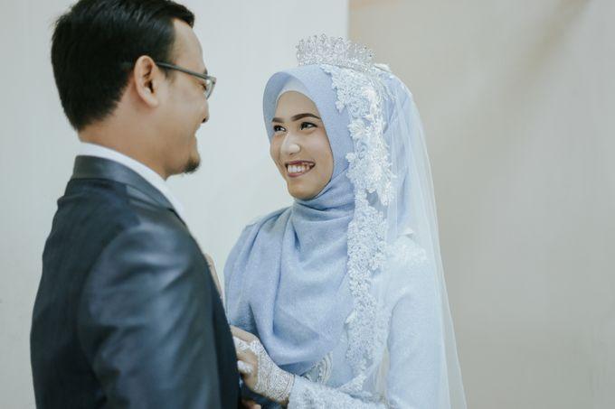 Gaun Pernikahan Muslimah Ovi Ardyanto By Laksmi By Laksmi