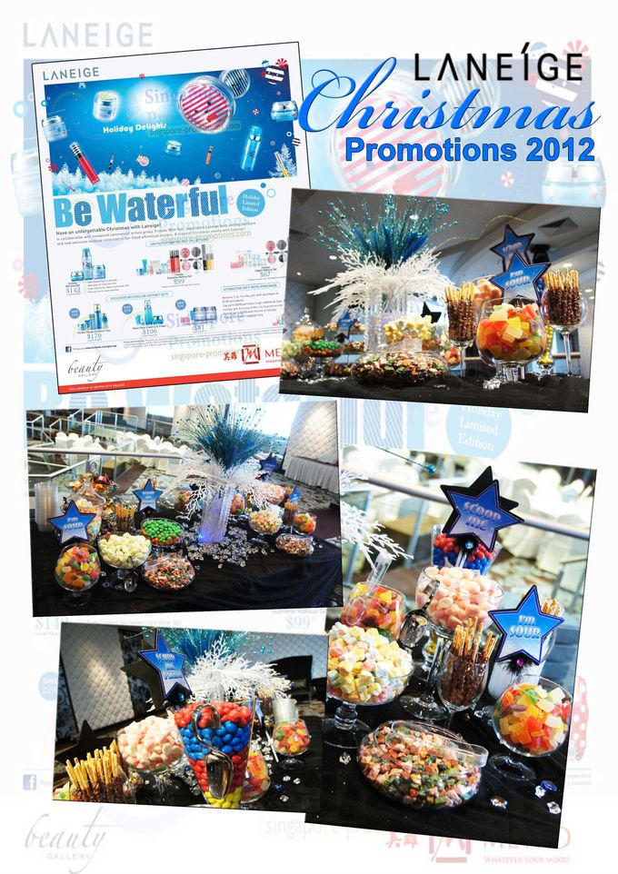 Laniege Christmas Promotions 2012 by Candy Buffet Singapore - 014