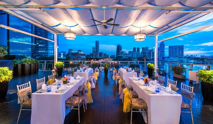 Weddings at Lantern by The Fullerton Hotels - 001