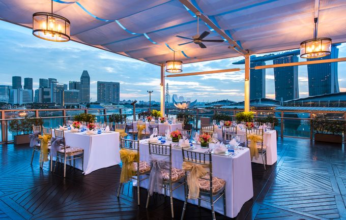 Weddings at Lantern by The Fullerton Hotels - 002