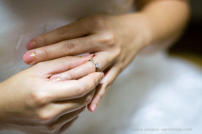 Larry & Jophia Wedding Celebration by Flour - 005