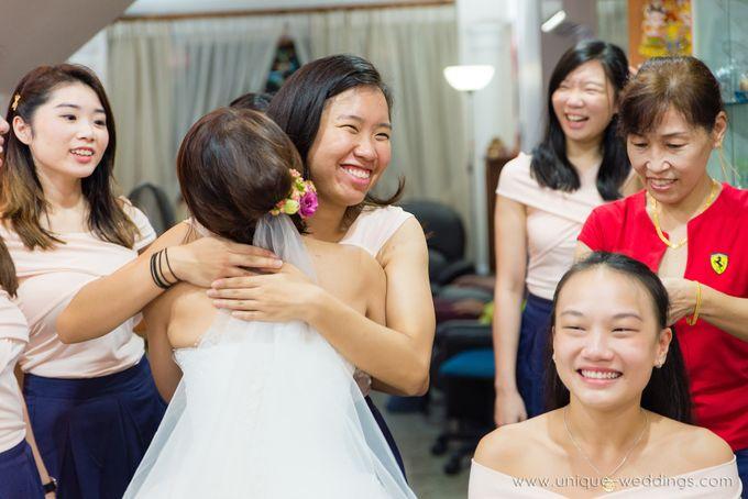 Larry & Jophia Wedding Celebration by Flour - 007