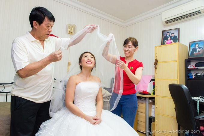 Larry & Jophia Wedding Celebration by Flour - 008