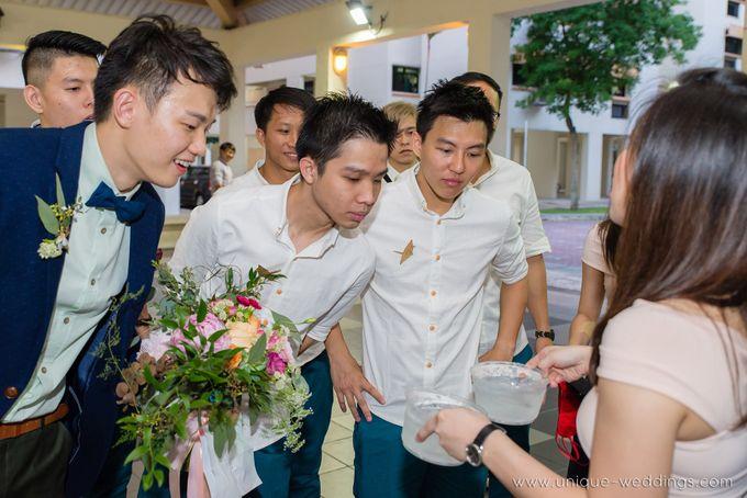Larry & Jophia Wedding Celebration by Flour - 017