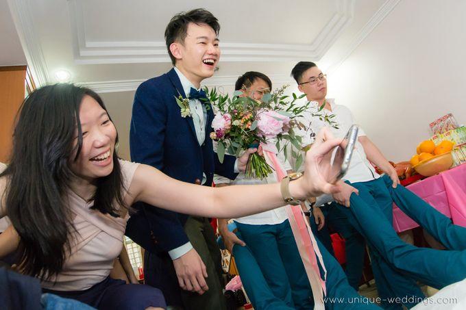 Larry & Jophia Wedding Celebration by Flour - 023
