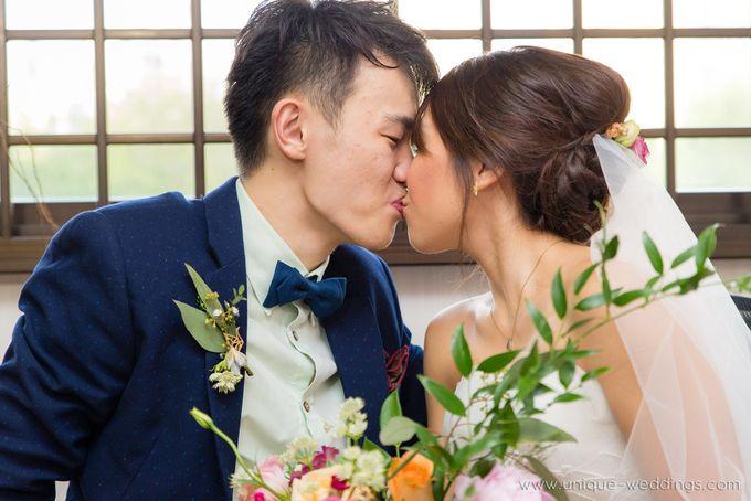 Larry & Jophia Wedding Celebration by Flour - 027