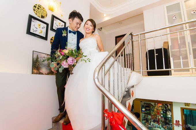 Larry & Jophia Wedding Celebration by Flour - 028