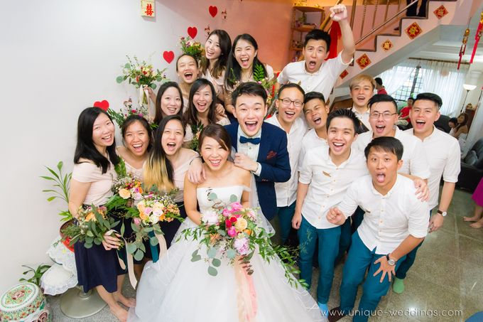 Larry & Jophia Wedding Celebration by Flour - 029