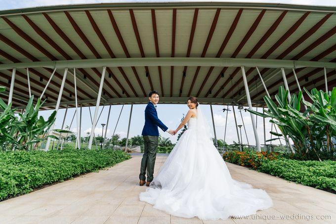 Larry & Jophia Wedding Celebration by Flour - 030