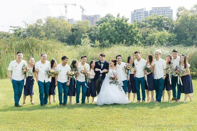 Larry & Jophia Wedding Celebration by Flour - 031