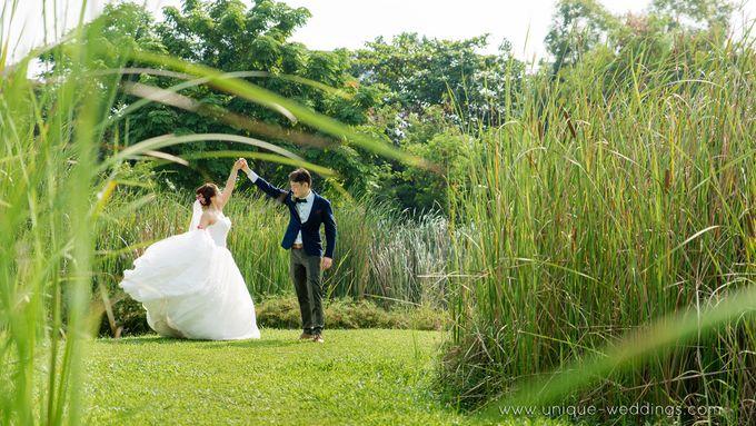 Larry & Jophia Wedding Celebration by Flour - 032