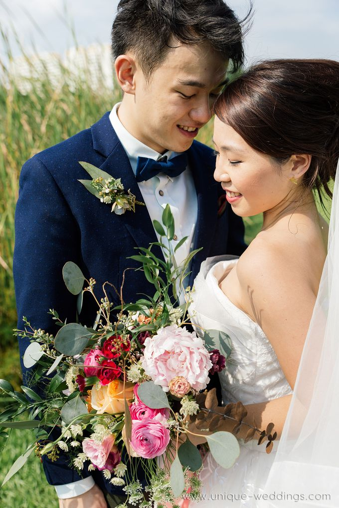 Larry & Jophia Wedding Celebration by Flour - 033