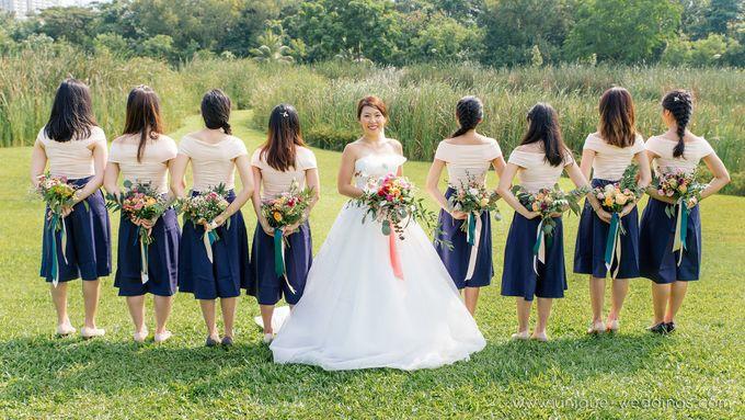 Larry & Jophia Wedding Celebration by Flour - 035