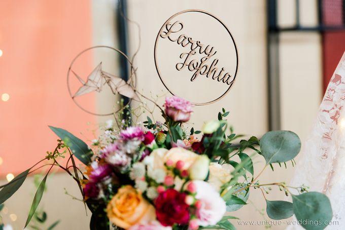 Larry & Jophia Wedding Celebration by Flour - 040