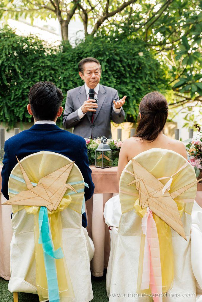 Larry & Jophia Wedding Celebration by Flour - 042