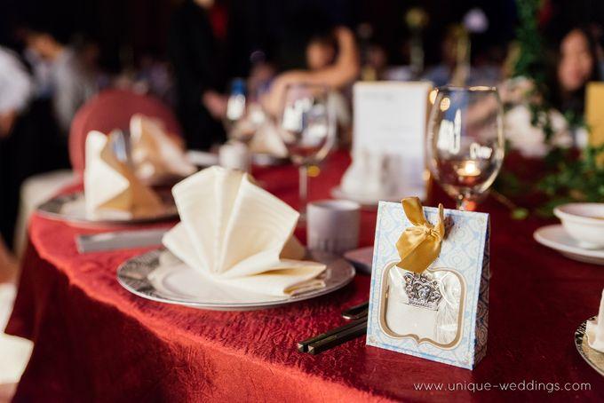 Larry & Jophia Wedding Celebration by Flour - 045