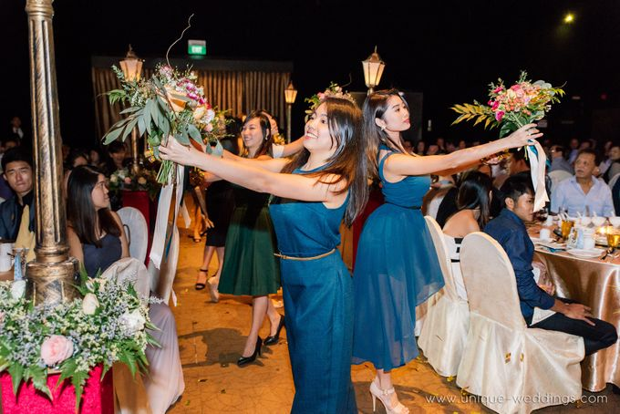 Larry & Jophia Wedding Celebration by Flour - 046