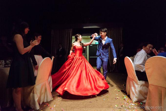 Larry & Jophia Wedding Celebration by Flour - 047