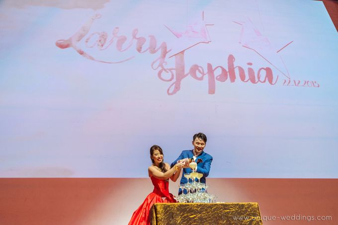 Larry & Jophia Wedding Celebration by Flour - 048