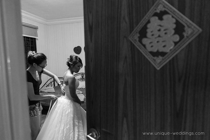 Larry & Jophia Wedding Celebration by Flour - 003
