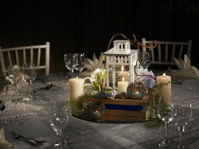 Unique table settings by Sing See Soon - 004