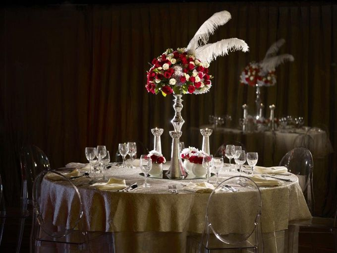 Unique table settings by Sing See Soon - 006